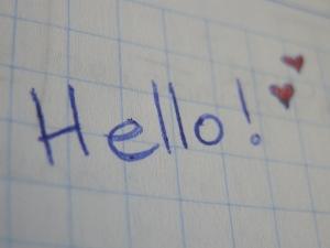 Hello World! <3